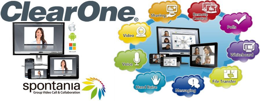 Spontania Cloud Video Conferencing Cameroon
