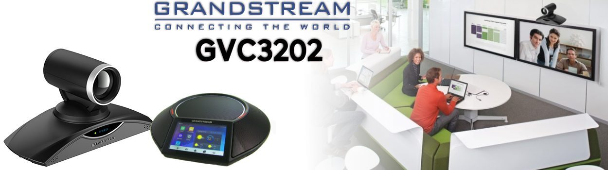 Grandstream GVC3200 Video Conferencing Cameroon