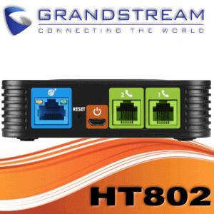 Grandstream HT802 Cameroon