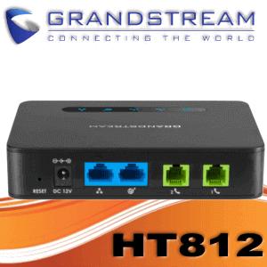 Grandstream HT812 Cameroon