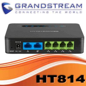 Grandstream HT814 Cameroon