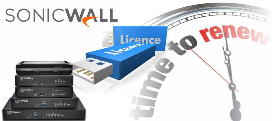 Sonicwall Renewal Cameroon