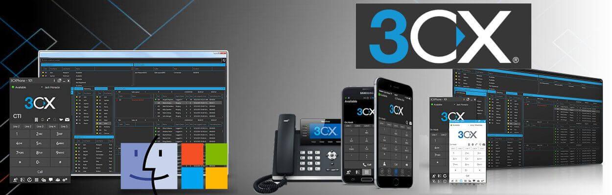 3CX PBX System Cameroon