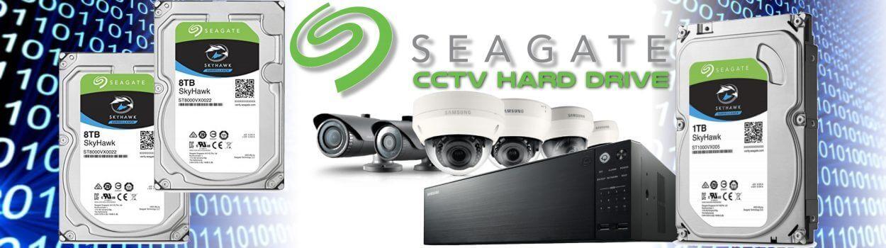 Seagate CCTV HardDisk