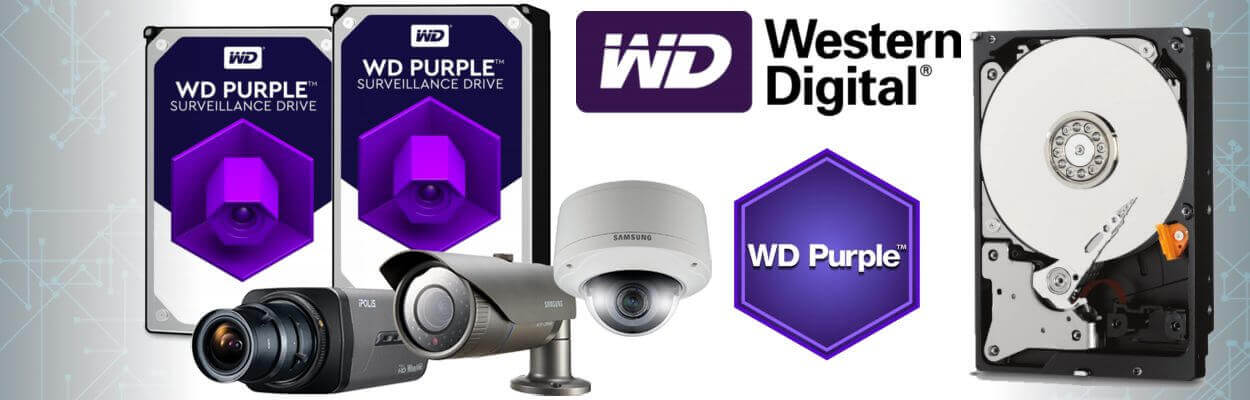 WD CCTV Hard Disk Cameroon