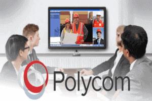 polycom video conferencing dubai